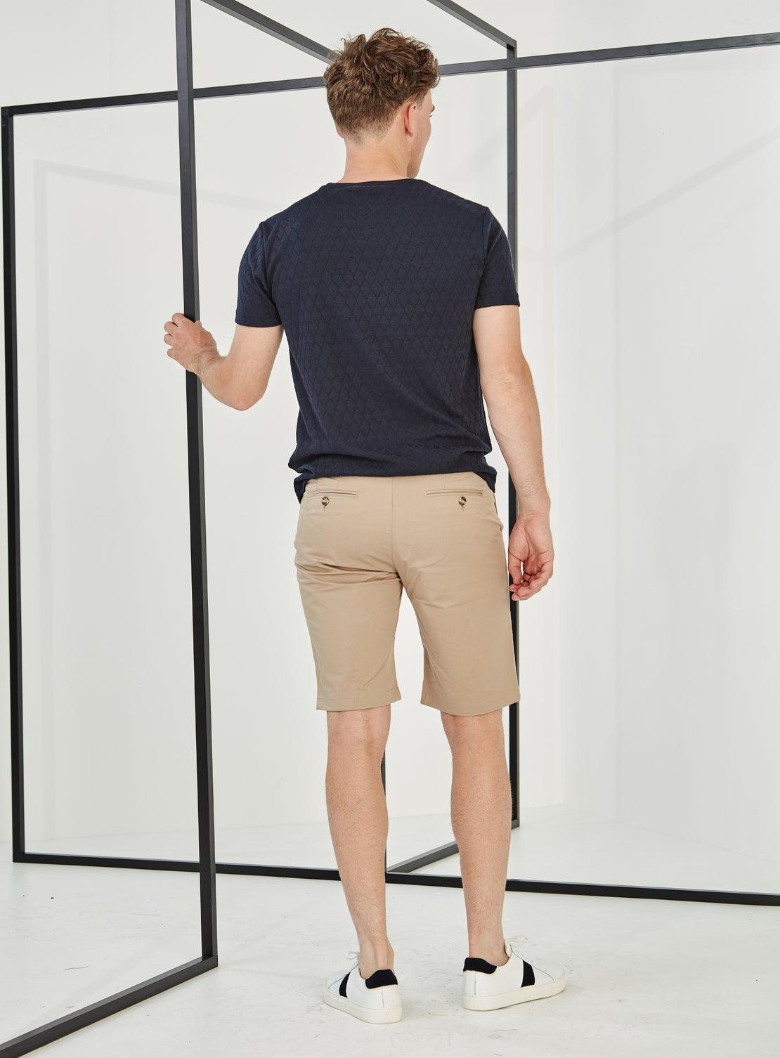 Palmer Dark Navy Shorts