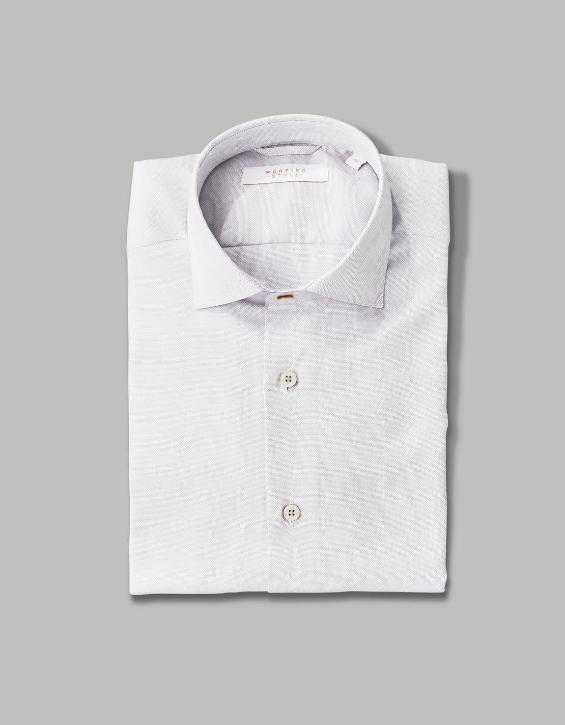 Pewter Step Weave Shirt