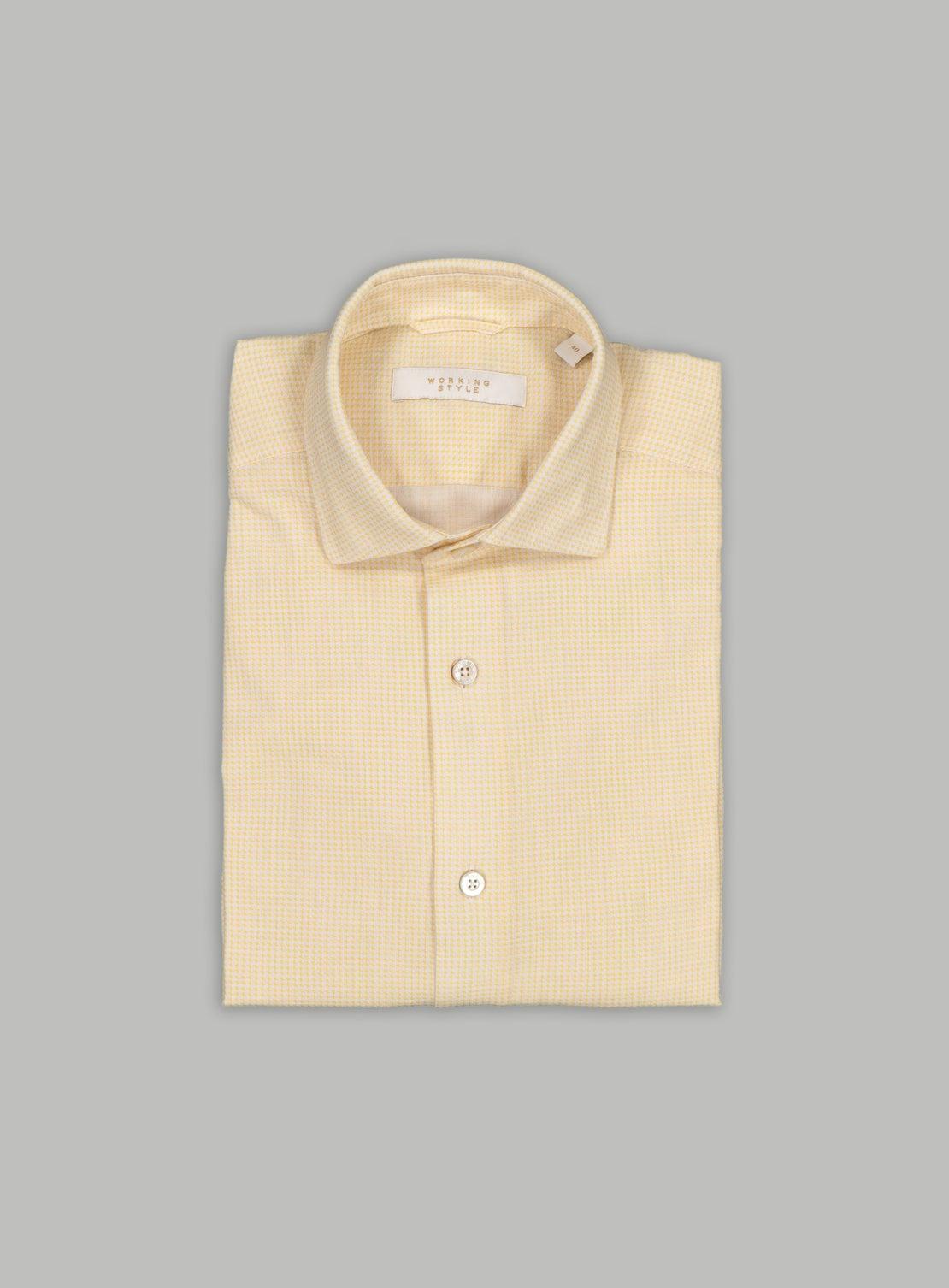 Puppytooth Printed Shirt