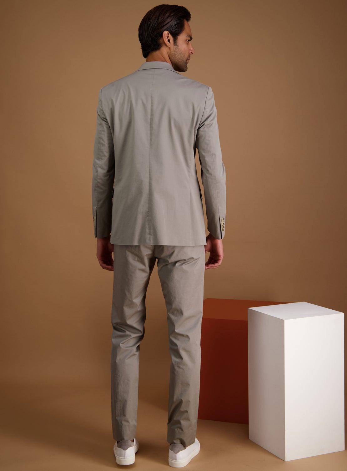 Sage Green Cotton Jacket