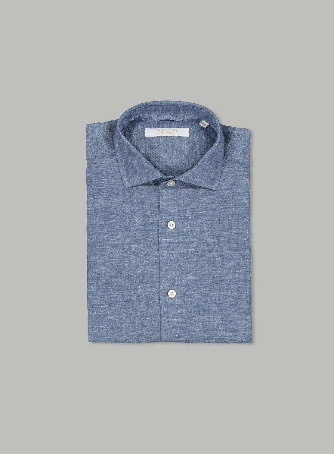 Sam Denim Linen Shirt