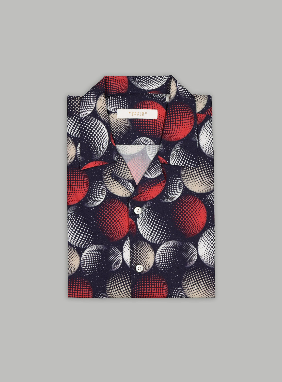 Studio 54 Poplin Short Sleeve Shirt