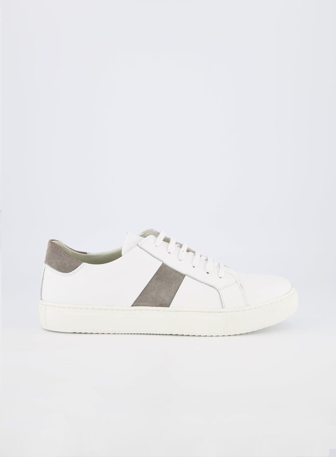 Sumner White/Grey Sneaker