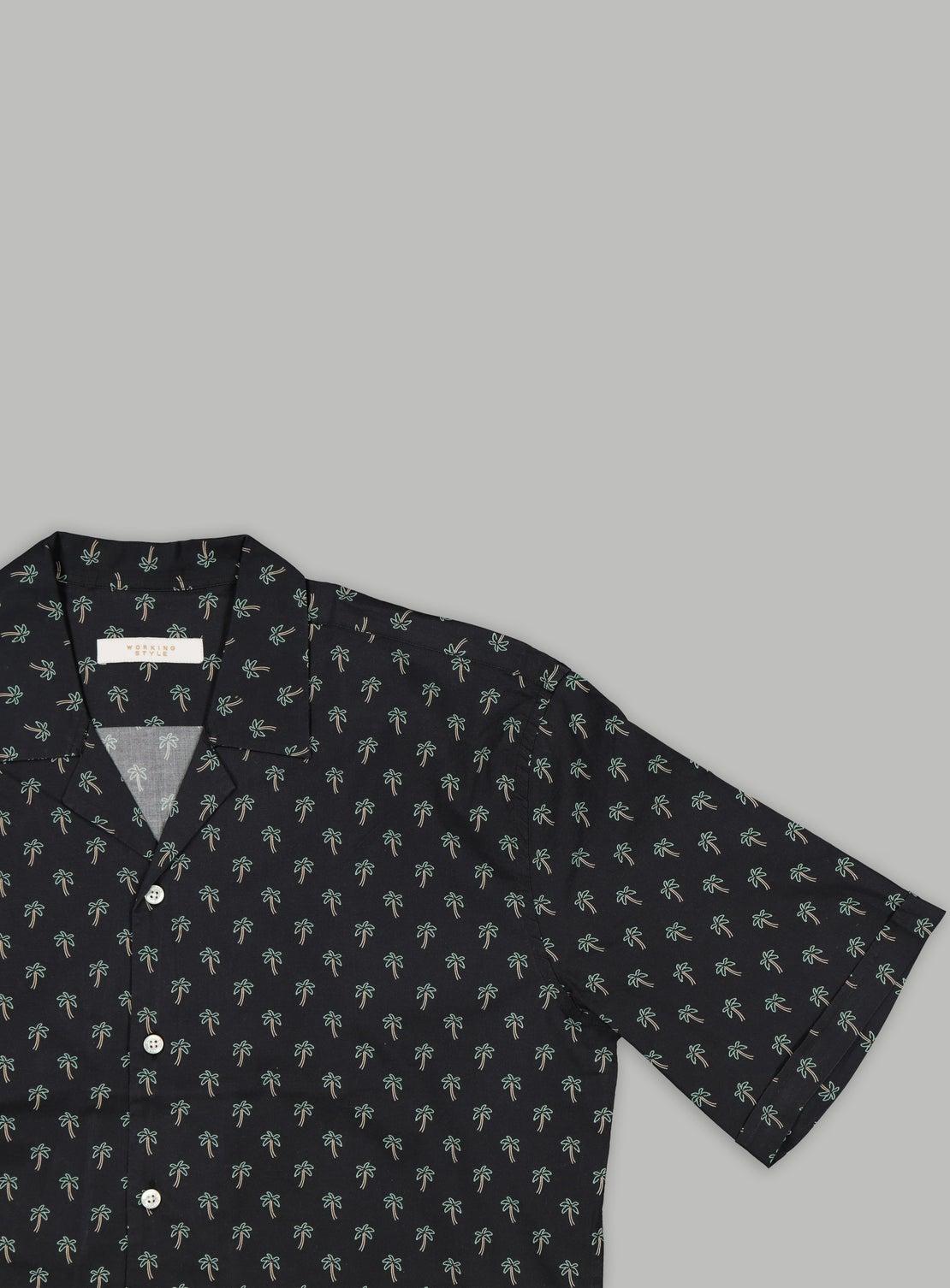 Tropicana Stretch Short Sleeve Shirt