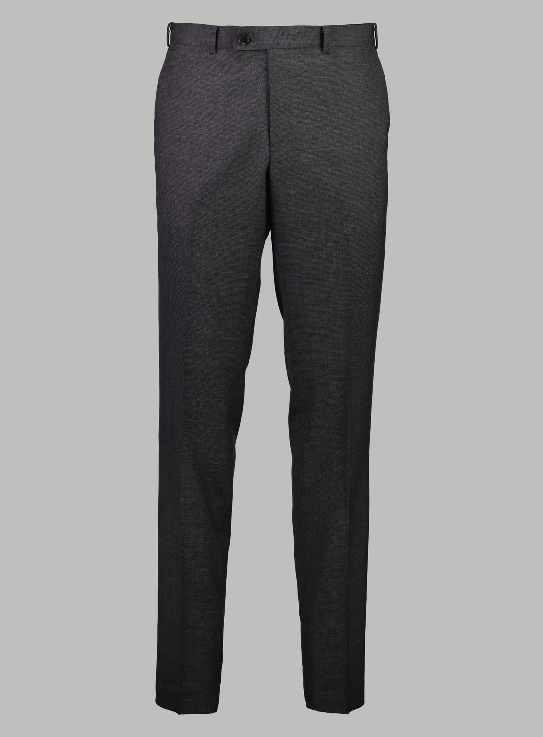 Tyrone Charcoal Textured Suit