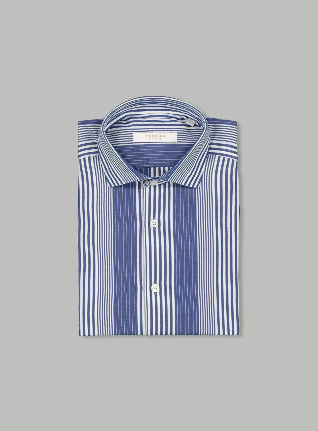 Variegated Stripe Shirt
