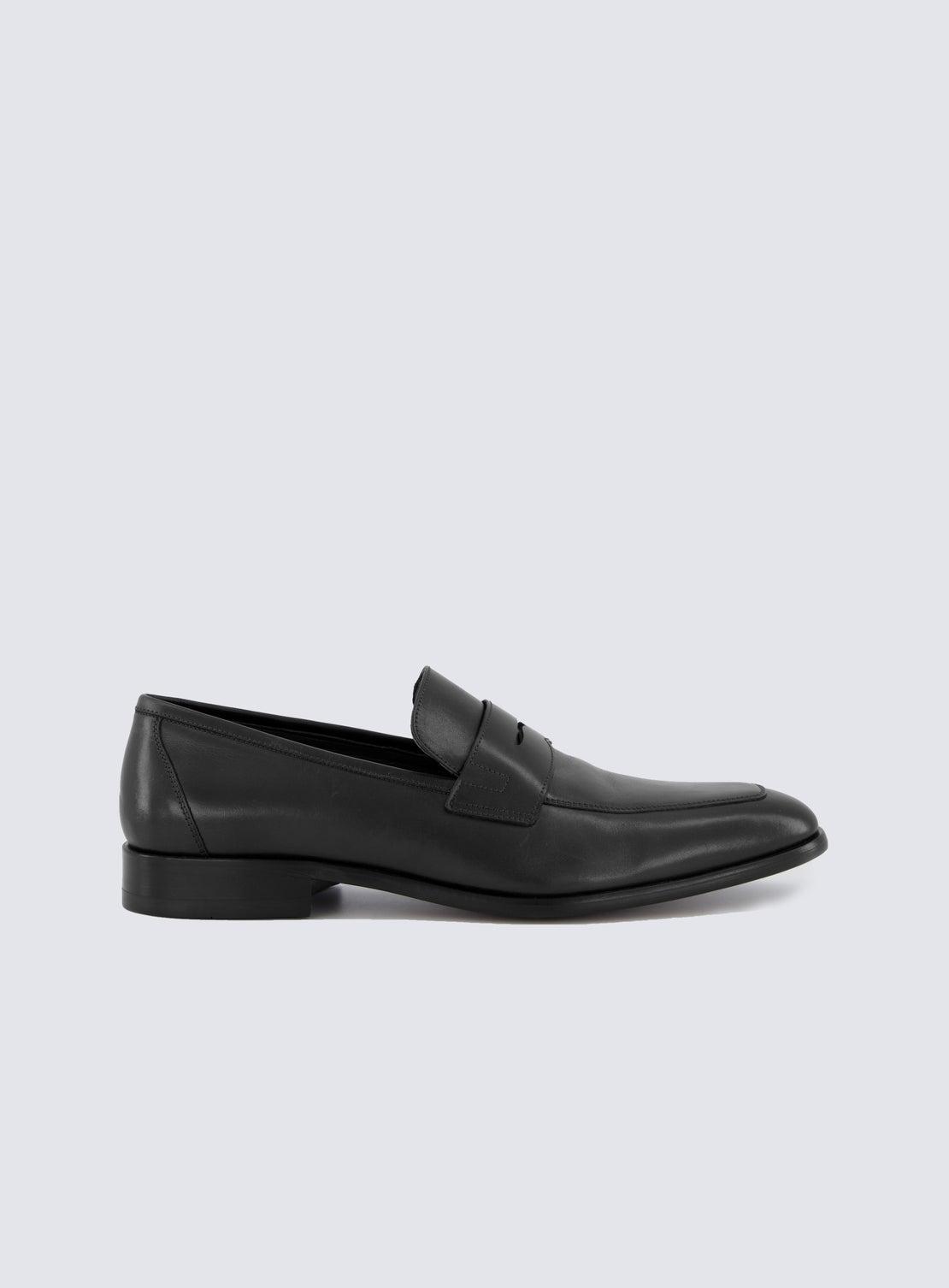 Weller Black Loafer