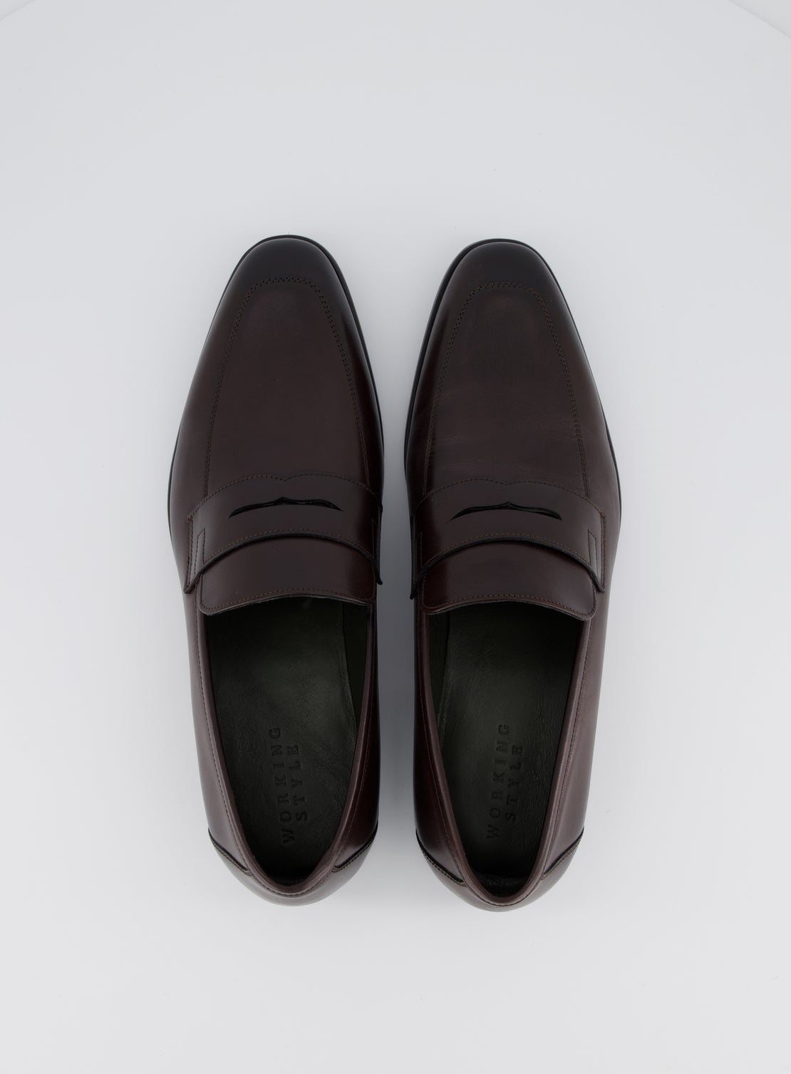 Weller Chocolate  Loafer