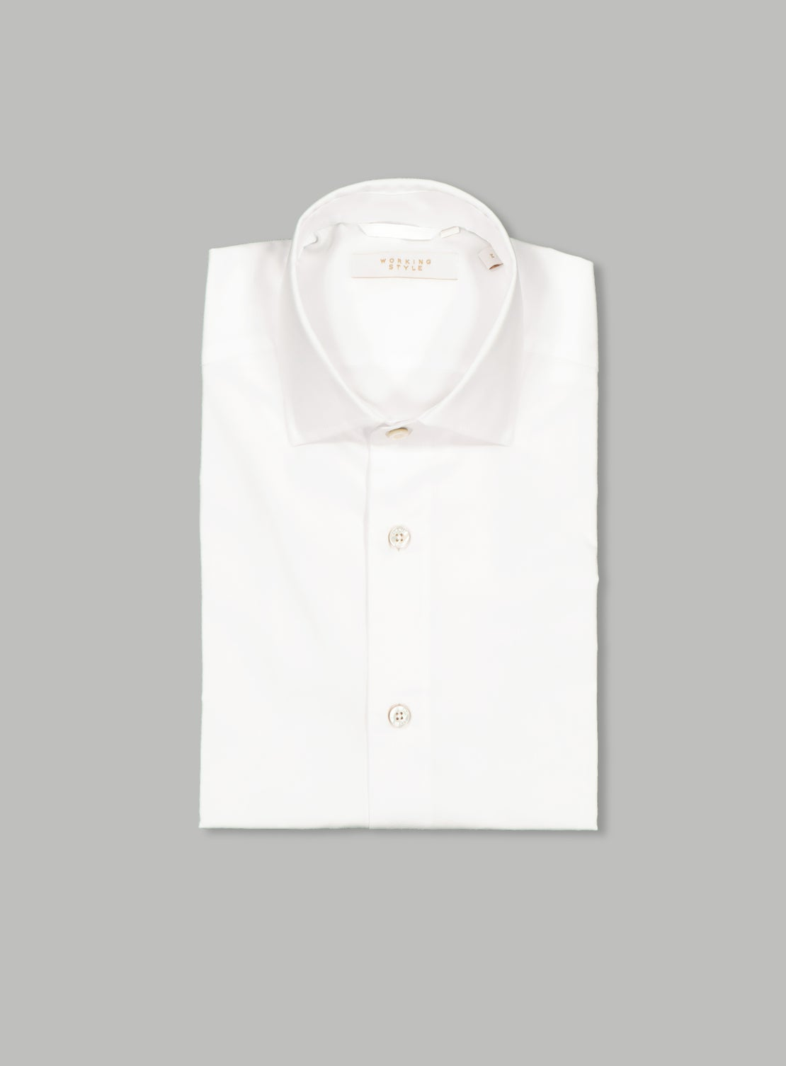 White Oxford Anderson Shirt