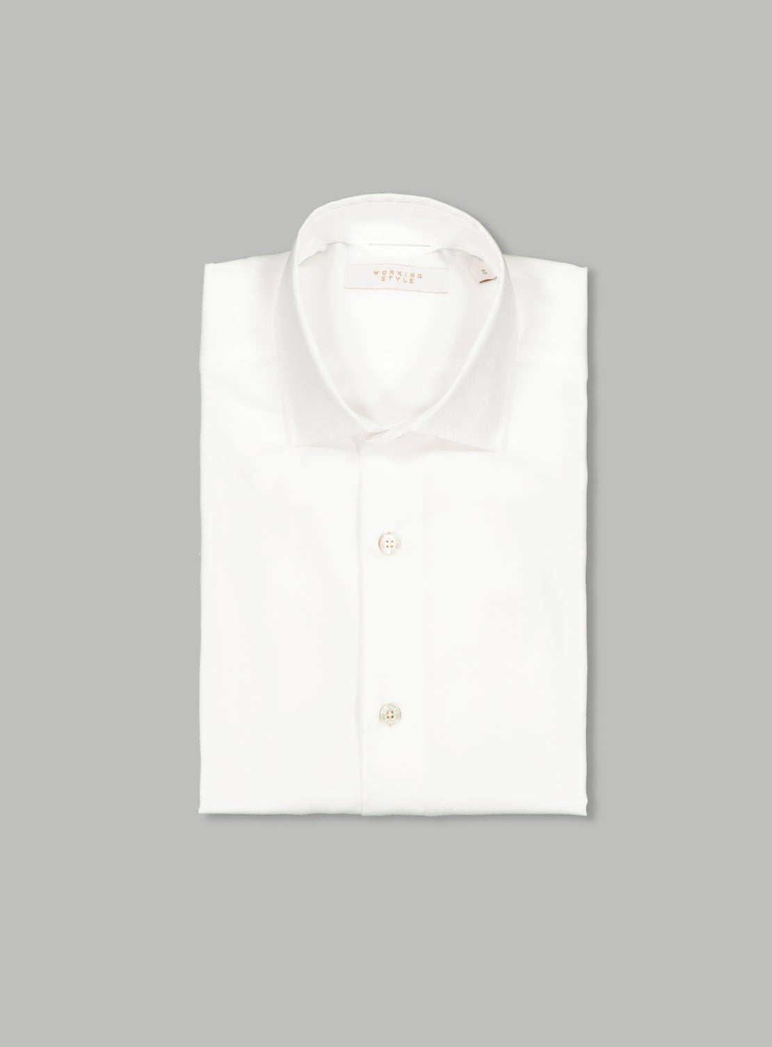 *White Oxford Shirt