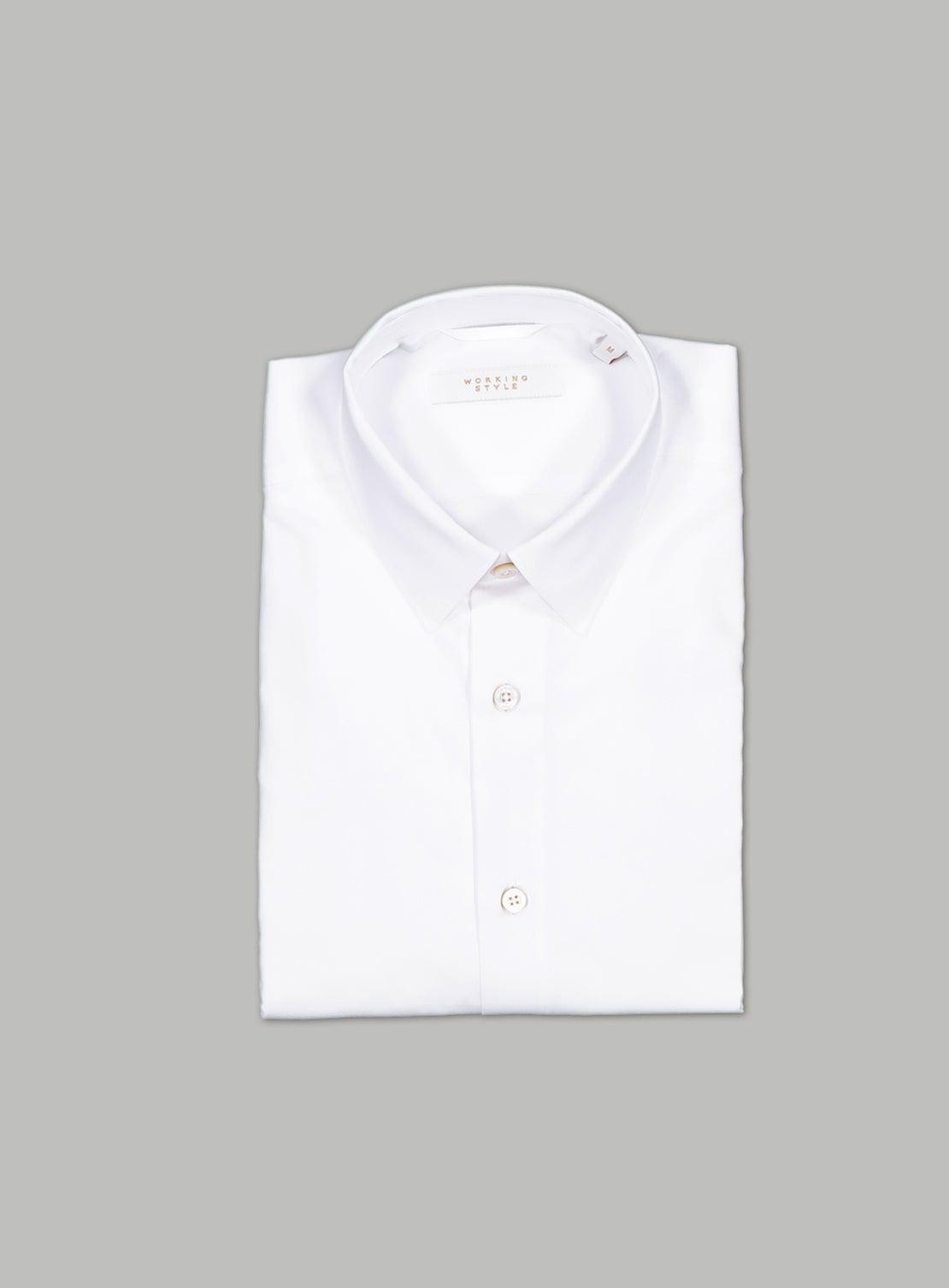 White Twill Shirt