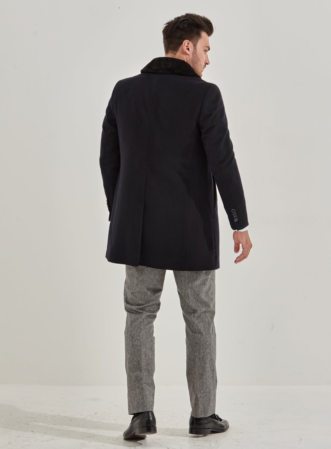 Whitman SB Overcoat