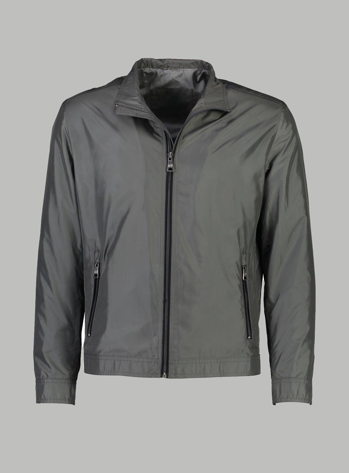 Windcheater Jacket Grey